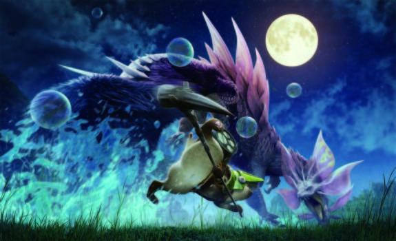 Monster Hunter Generations Prowler