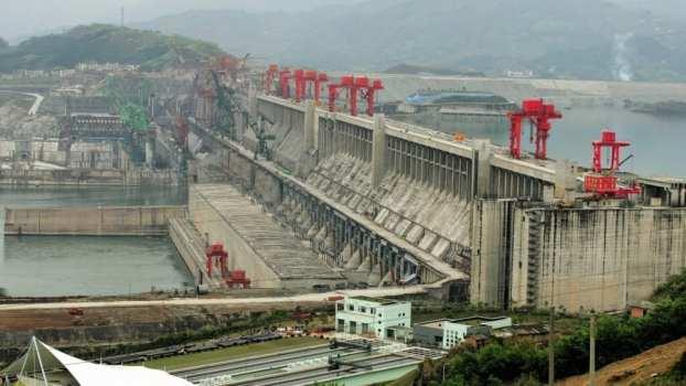 Three Gorges Dam - Zapdos