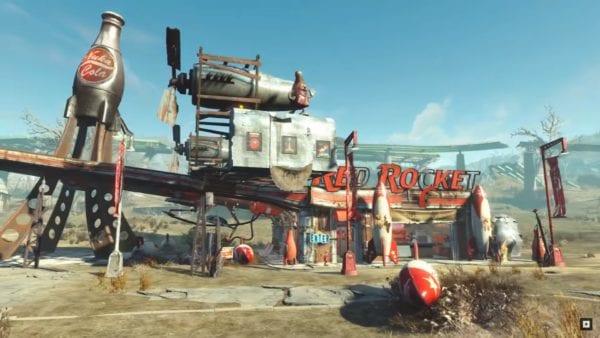 Fallout Nuka-World, fallout 4