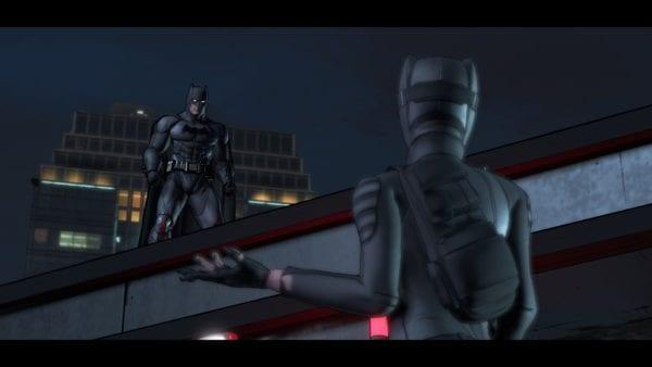 Batman: The Telltale Series, episode one, review