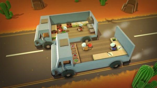 Overcooked Truck