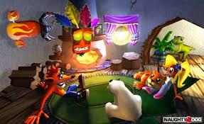 10 - Crash Bandicoot: Warped