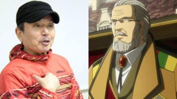 Hideaki Tezuka as Darius Zackly