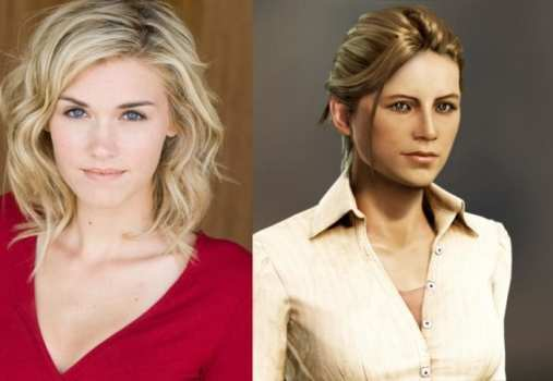 Emily Rose - Elena Fisher (Uncharted Series)