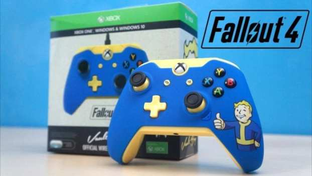 Fallout 4 Xbox One Controller