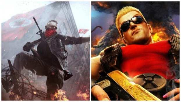 Homefront: The Revolution vs. Duke Nukem Forever