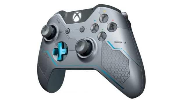 Halo 5 Locke Xbox One Controller