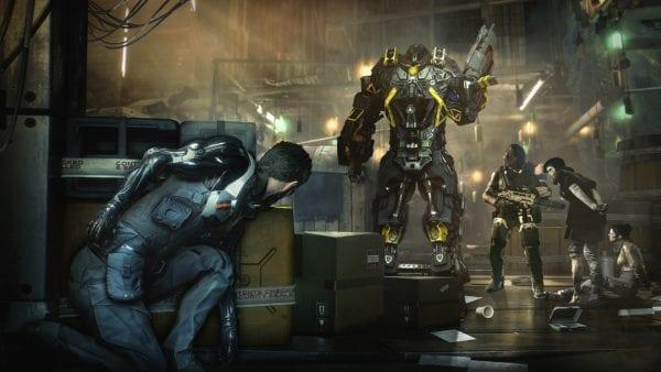 Deus Ex, Mankind Divided, stealth