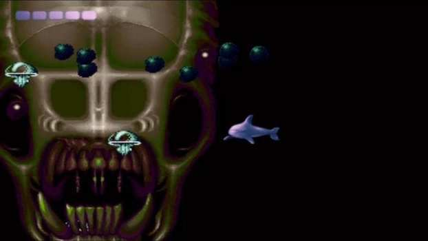 Ecco the Dolphin - Monster Boss Fight