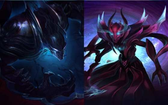 Nocturne (League of Legends) vs Spectre (Dota 2)