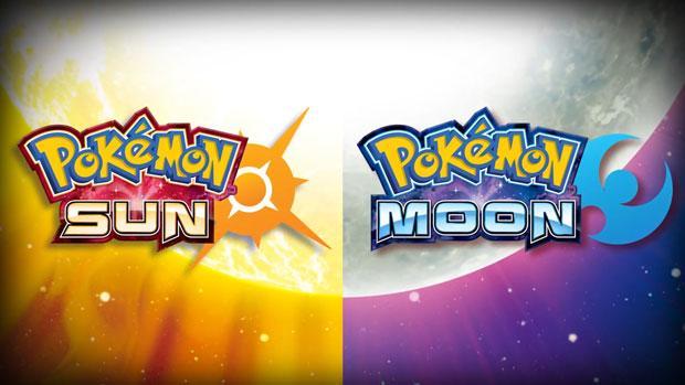 Pokemon Sun & Moon (3DS) - Nov. 18