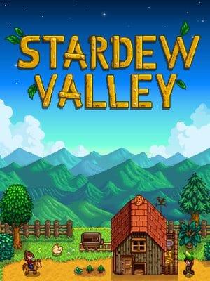 stardew valley, box art