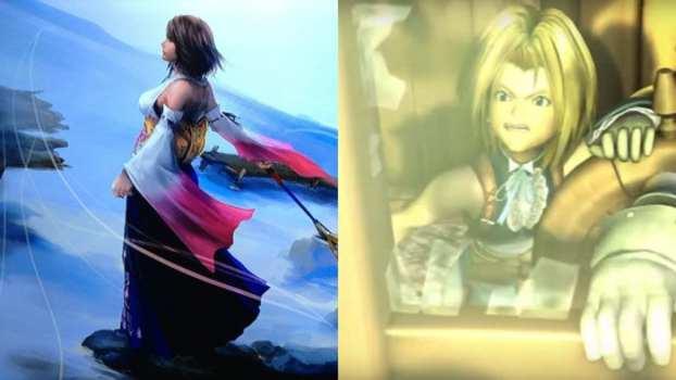 Final Fantasy X (PS2) vs. Final Fantasy IX (PS1)