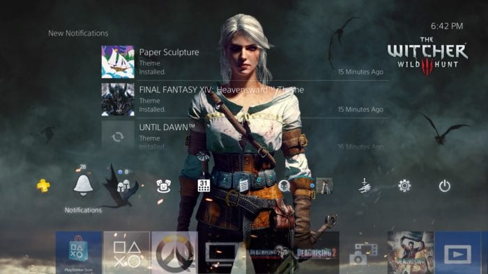 Top 35 Best Free PS4 Themes Of All Time