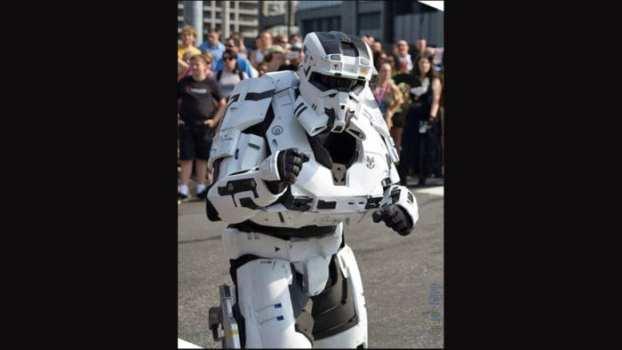 EOD Armor