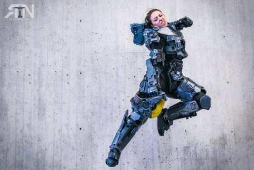 Halo 5's Kelly 087