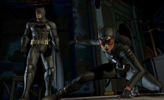 episode two, batman, story, summary, telltale