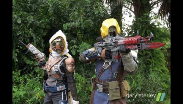 Warlock and Hunter