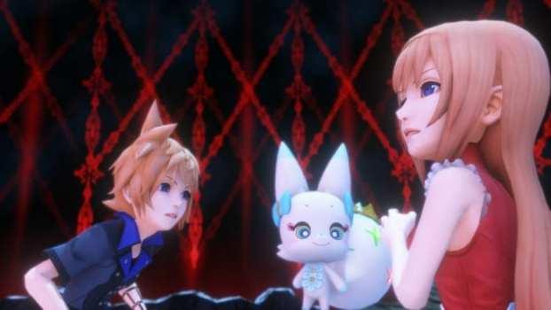 World of Final Fantasy (PS4/Vita) - Oct. 25