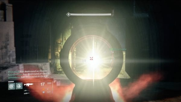 Destiny, Oracles