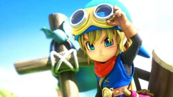 dragon quest builders, switch games