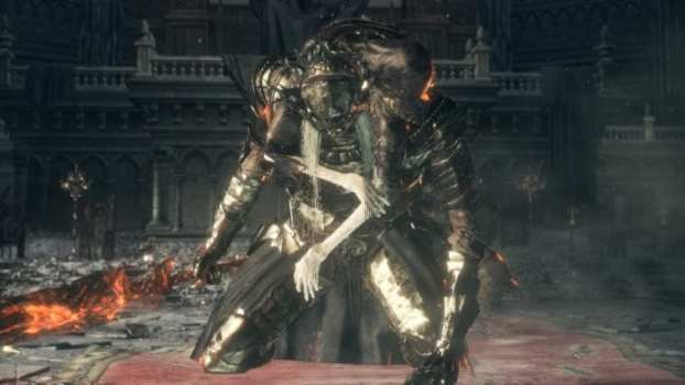 You Can Combine Lothric and Lorian's Swords to Create a New Weapon