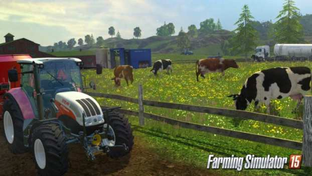 Farming Simulator 15 (PS3/PS4)