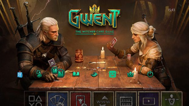 GWENT: The Witcher 3 - Geralt and Ciri Theme