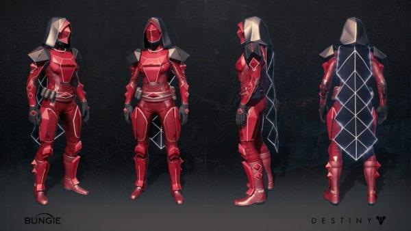 Destiny Rise Of Iron All New Raid Armor Gear Wrath Of