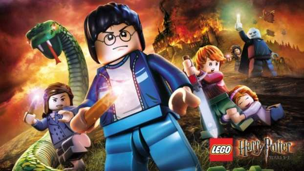LEGO Harry Potter Years 5-7 (PS3/Vita)