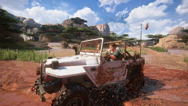 Uncharted 4 PS4 Pro Naughty Dog