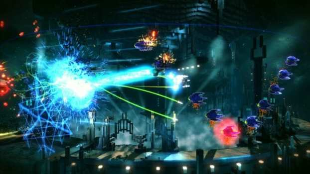 Resogun (PS4/Vita)