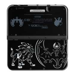 Pokémon Sun/Moon New 3DS XL casing