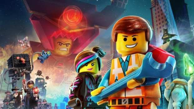 The LEGO Movie Videogame (PS3/PS4/Vita)