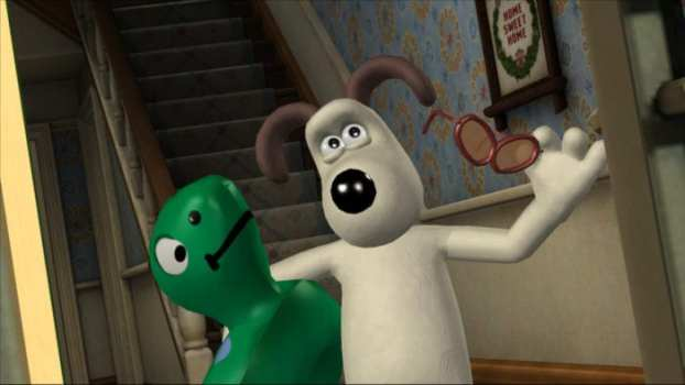 12. Wallace and Gromit's Grand Adventures