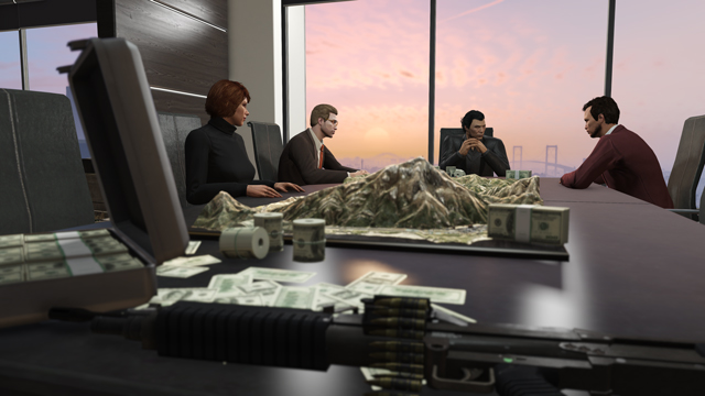 GTA On-line Will get New Heist and Extra in December 1