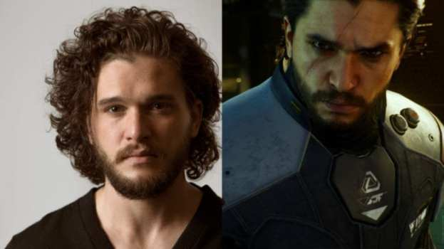 Kit Harington - Admiral Salen Kotch