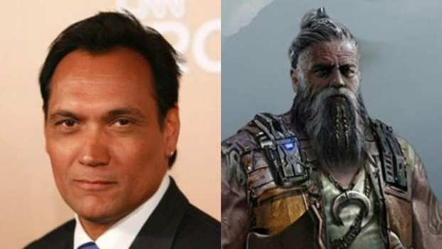 Jimmy Smits - Oscar Diaz