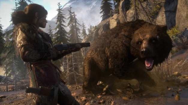 Rise of the Tomb Raider - Xbox One, X360, PS4, PC (2015/2016)