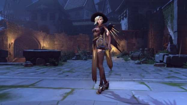 Witch Mercy (Legendary)