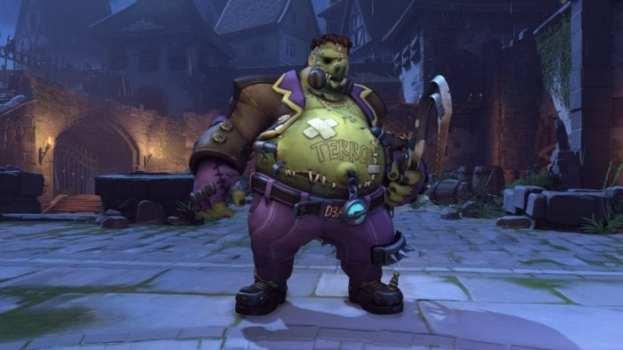 Roadhog - Frankenstein's Monster