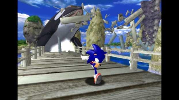 Sonic Adventure - Dreamcast (1998)