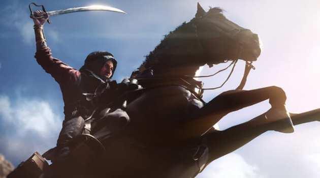 Horses (Battlefield 1)