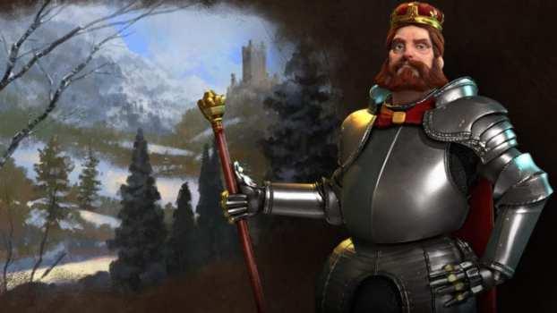 Frederick Barbarossa - Iron Crown