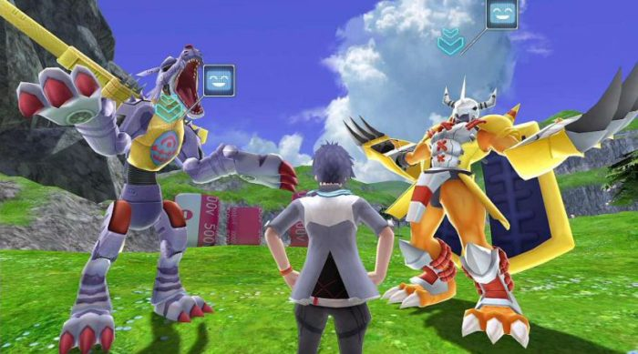 digimon worlds: next order