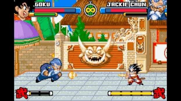 5. Dragon Ball: Advanced Adventure (GBA)