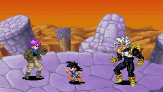 15. Dragon Ball GT: Transformation (GBA)