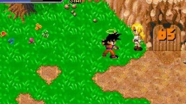 24. Dragon Ball Z: Buu's Fury (GBA)