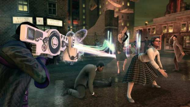 Dubstep Gun from Saints Row