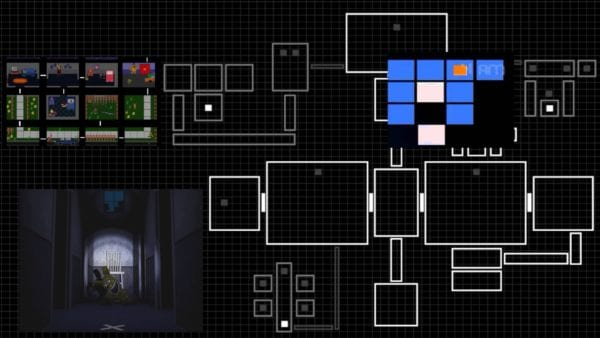 All Five Nights at Freddys Sister Location Easter Eggs